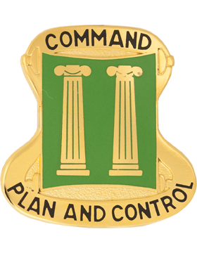 11th Military Police Brigade Unit Crest (Command Plan And Control)