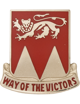 0026 Engineer Bn Unit Crest (Way Of The Victors)