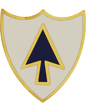0026 Infantry Division Unit Crest (No Motto)