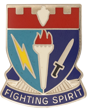 0026 Inf Bde Special Troops Bn Unit Crest (Fighting Spirit)