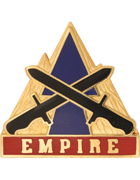 0027 Infantry Bde Unit Crest (Empire)