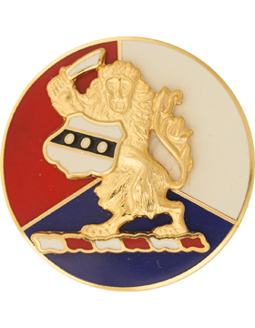 0028 Infantry Division PA ARNG Unit Crest (No Motto)