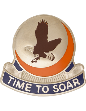 0051 Aviation Group Unit Crest (Time To Soar)