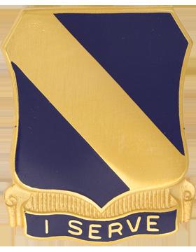 0051 Infantry Unit Crest (I Serve)