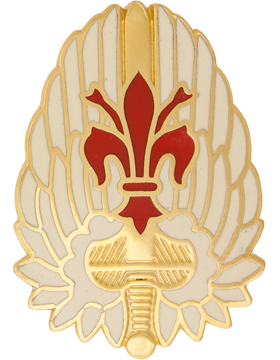 0052 Aviation Unit Crest (No Motto)