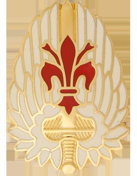 0052 Aviation Unit Crest (No Motto)