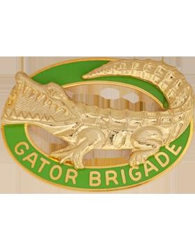 53rd Infantry Brigade (Left) Unit Crest (Gator Brigade)