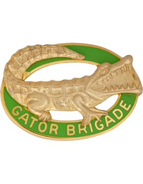 0053 Infantry Brigade (Right) Unit Crest (Gator Brigade)