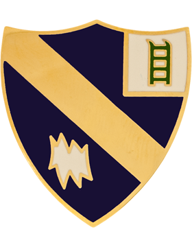 0054 Infantry Unit Crest (No Motto)