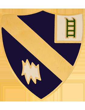 54th Infantry Unit Crest (No Motto)
