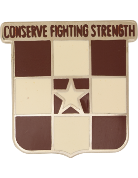 55th Medical Group Unit Crest (Conserve Fighting Strength)