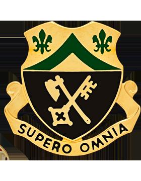 81st Armor Unit Crest (Supero Omnia)