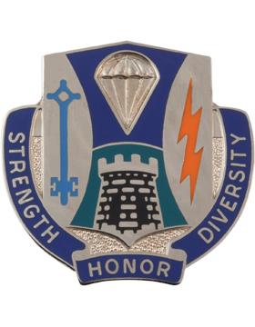 0001 BCT 82 Abn Spl Troops Bn (Strength Honor Diversity)