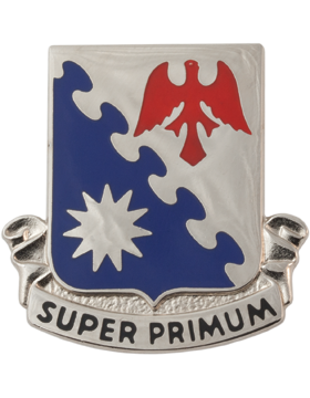 1st Aviation Unit Crest (Super Primum)