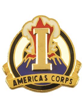 0001 Corps Unit Crest (Americas Corps)