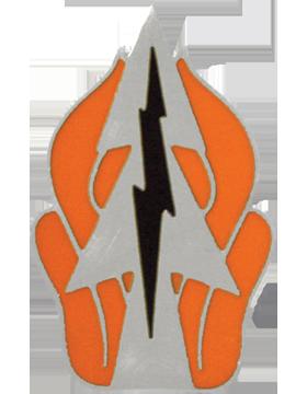 1st Signal Brigade Unit Crest (No Motto)