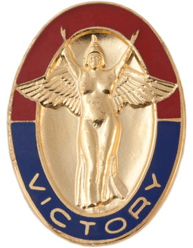 1st Infantry Division Unit Crest (Victory)