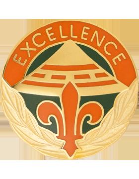 2 Signal Brigade Unit Crest (Excellence)