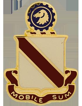 2nd Support Battaion Unit Crest (Mobile Sum)