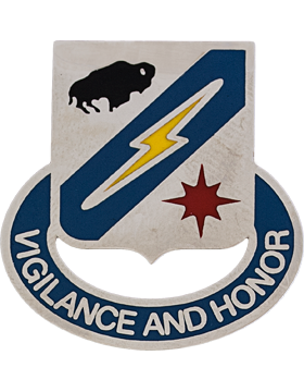 3rd Brigade 3rd Infantry Division Special Troops Battalion Unit Crest
