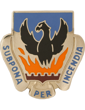 3rd Brigade 4th Infantry Division Special Troops Unit Crest
