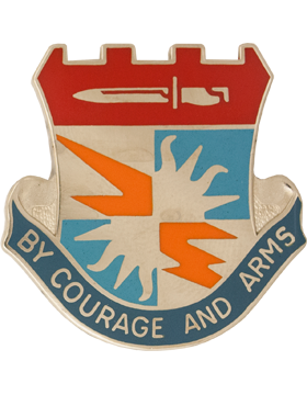 3rd Brigade 25th Infantry Division Special Troops Battalion Unit Crest