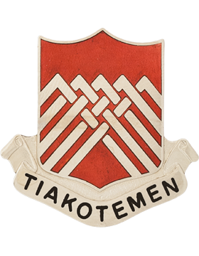 3rd Brigade 104th Division Unit Crest (Tiakotemen)