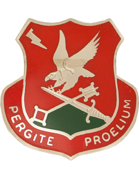 4th Brigade 101st Airborne Division Speical Troops Battalion Unit Crest