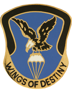 0101 Aviation Group Unit Crest (Wings Of Destiny)