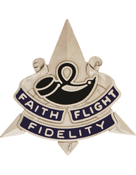 0126 Aviation Unit Crest (Faith Flight Fidelity)