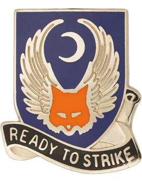 151st Aviation Unit Crest (Ready To Strike)