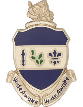 151st Infantry Unit Crest (Wide Awake Wide Awake)