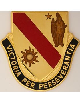 151st Support Group Unit Crest (Victoria Per Perseverantia)