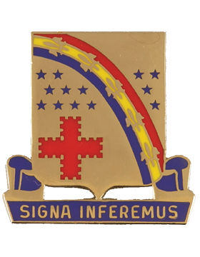 0167 Infantry Unit Crest (Signa Inferemus) small
