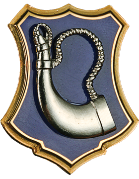 181st Infantry Unit Crest (No Motto)
