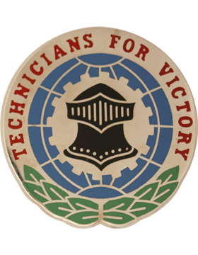203rd Military Intelligence Battalion Unit Crest (Technicians For Victory)