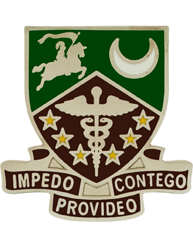 229th Medical Battalion Missouri Army National Guard (Impedo Provideo Contego)