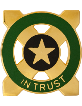231st Military Police Battalion Unit Crest (In Trust)
