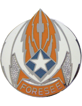 0261 Signal Brigade Unit Crest (Foresee)