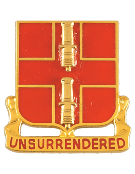 263rd Air Defense Artillery Unit Crest (Unsurrendered)