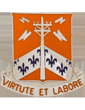 0302 Signal Battalion (Virtute Et Labore)