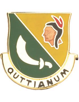 0306 Military Police Unit Crest (Quttianum)