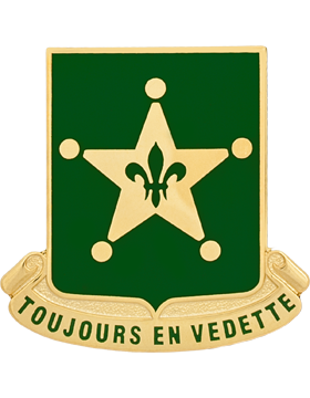 387th Military Police Battalion (Toujours En Vedette)
