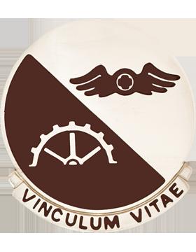 405th Combat Support Hospital Unit Crest (Vinculum Vitae)