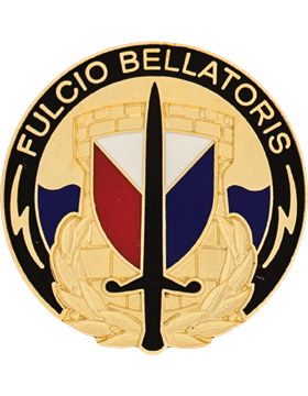 0405 Support Brigade Unit Crest (Fulcio Bellatoris)