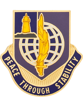 437th Civil Affairs Battalion (PEACE THROUGH STABILITY)