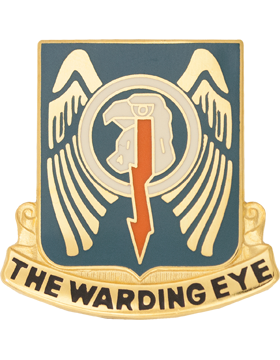 0501 Aviation Unit Crest (The Warding Eye)