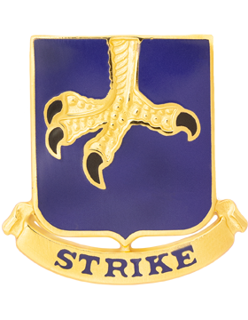 0502 Infantry Unit Crest (Strike)