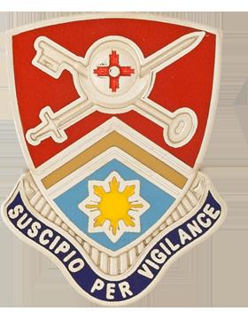 515th Support Battalion New Mexico Army National Guard (SUSCIPIO PER VIGILANCE)