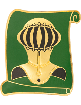 525th Military Police Battalion Unit Crest (No Motto)